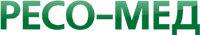 Логотип РЕСО-МЕД