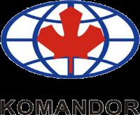 KOMANDOR, логотип