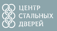 Логотип ЦЕНТР СТАЛЬНЫХ ДВЕРЕЙ